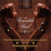 The Versatile Viol II